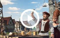 Zobacz trailer Forge of Empires